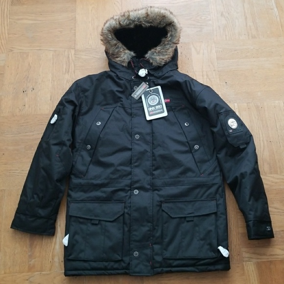 Winter Atlas Geographical Norway Parka Nwt OPkiuTwlZX